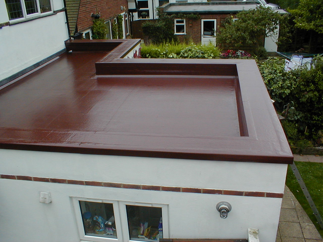 Flat roof images page 1 essex flat roofing flat roof for Cupola for garage